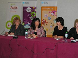 Ваня Кастрева към учители по английски: Учейки децата на чужд език, вие им отваряте прозорец към света