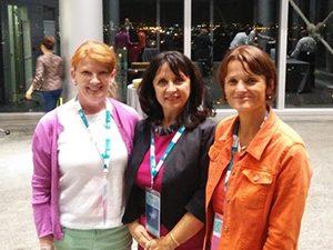 Зам.-министър Ваня Кастрева подкрепи българските участници в EUCYS