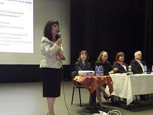 В Благоевград се проведе поредната среща от информационната кампания на МОН