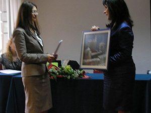Ваня Кастрева откри събитието, посветено на 10-годишнината на ЦОИДУЕМ