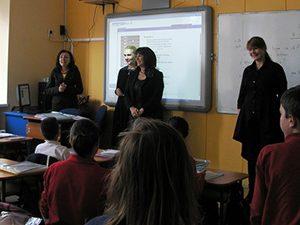 Ваня Кастрева участва в конференция за дуалното обучение
