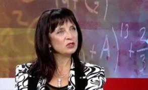 Ваня Кастрева за равен старт за децата в гимназиалния етап