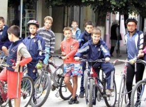 В Несебър качват Всяко дете на велосипед