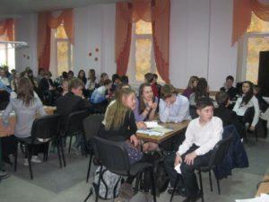 Ученици от Украйна демонстрираха познания за България