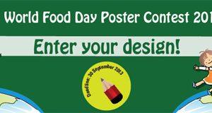 Конкурс за плакат по повод Световния ден на храните
