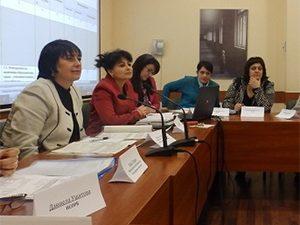 Работна група заседава по Стратегията за отпаднали ученици