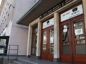 Проблем с пропускателния режим във Френската гимназия в София