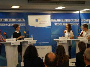 Ученик от Стара Загора е първият победител на Международни младежки дебати в България