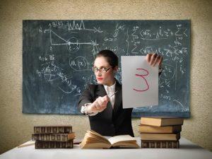 Оценките от училище влизат в университета?