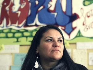 Учителят бунтар Мария Веласкес
