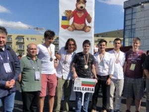 Пет медала и пето място за България на международна олимпиада по математика