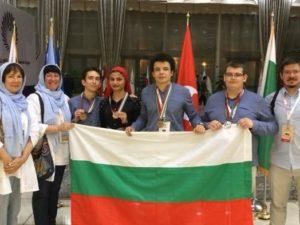 Всички български ученици в Международната олимпиада по биология се върнаха с медали