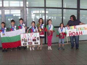 Българчета с 16 медала от международно математическо състезание