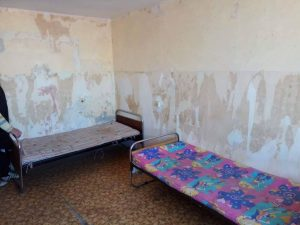 Какви условия посрещнаха студентите в общежитията?