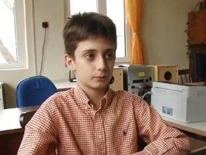 Най-младият студент у нас – едва на 11 години
