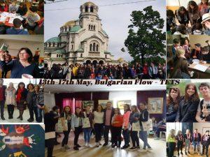 Софийско училище бе домакин на контактна среща от пет държави