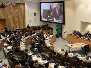Радев пред ЮНЕСКО: Младите да остават по родните места