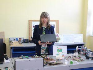Шуменски преподавател получи приз за иновативни учители