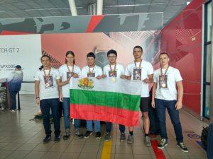 БГ ученици с пълен комплект медали от олимпиадата по астрономия