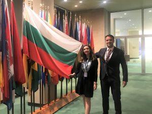 Българските младежки делегати със събитие пред ООН за качественото образование в дигиталната ера