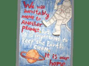 Български ученици могат да изпратят картичка до Космоса