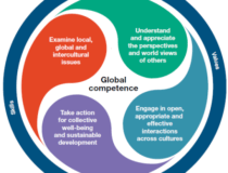 What is global competence 439X449